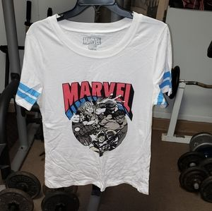 Marvel juniors size xxl top